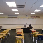 This is one of the classrooms at SJDL's Daycare