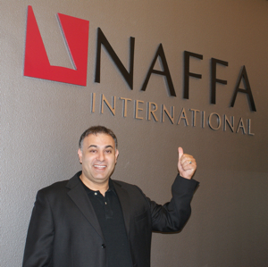 Imad Naffa of Naffa International