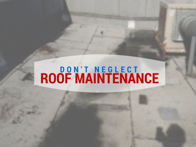 Don't Neglect Roof Maintenance