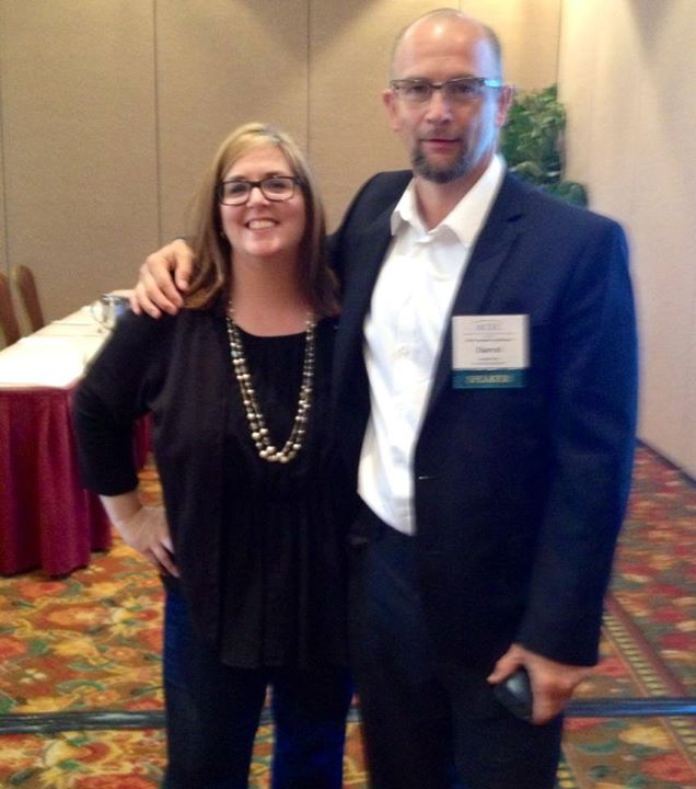 Bridget Willard and Darrel Cole of Parsons Brinckerhoff