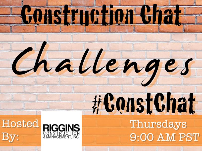 #ConstChat Challenges