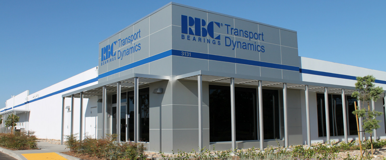 RBC Transport Dynamics - This is the new entrance of the building which is more inviting and makes a statement.