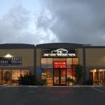 The Dr - Added Storefront to Tilt Up Building