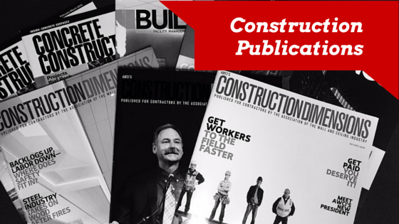 Construction Publications