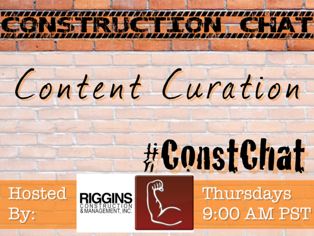 Construction Chat - Content Curation 8/6/15